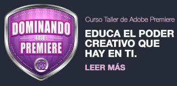 Curso Taller Dominando Adobe Premiere en Santo Domingo