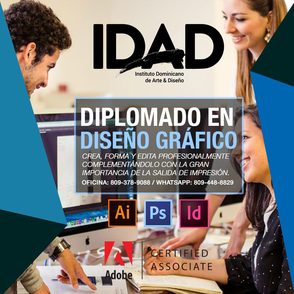 Curso Taller de Diseño Gráfico en Santo Domingo
