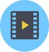 Videotutoriales en todos nuestros cursos